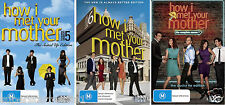 How I Met Your Mother COMPLETE Season 5+6+7 : NEW DVD