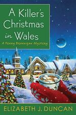 A Killer's Christmas in Wales: A Penny Brannigan Mystery (Penny Brannigan Myster