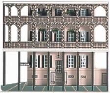 LA PRETRE HOUSE JNO03 JAZZY NEW ORLEANS LA SERIES RETIRED SHELIA'S 1994