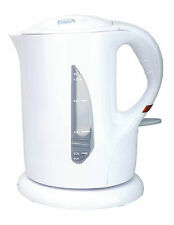 1 Litre Cordless Electric Kettle Perfect Travelling Mini Jug NEW