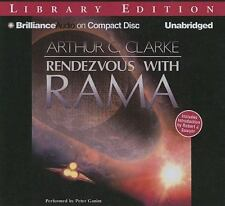 Rendezvous with Rama 2009 by Clarke, Arthur C. 1423394992 Ex-library