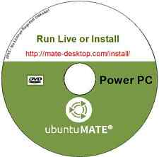 Ubuntu Mate 16.04 Live o installare Linux O/S per Mac Power PC IBM-PPC LibreOffice