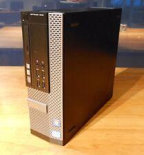 Dell Optiplex 7010 SFF Desktop Intel Core  i5-3470  Windows 7  8GB Ram 1TB HD