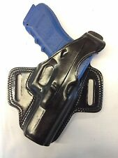 """Galco FLETCH Holster For All 1911's 5"""", Right Hand Black, Part # FL212B"""
