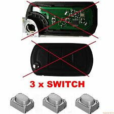 3 BOUTONS SWITCH LAND RANGE ROVER HSE SPORT