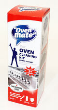 Oven Mate Cleaning Kit, Cleaning Gel, Brush & Gloves, Works 1st Time! 0629
