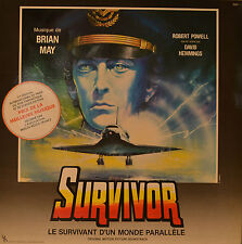 "OST - SOUNDTRACK - SURVIVOR - BRIAN MAY  12""  LP (M993)"