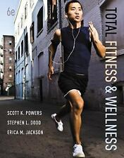 Total Fitness and Wellness Plus MasteringHealth with EText -- Access Card...