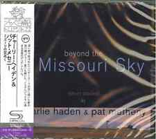 CHARLIE HADEN-BEYOND THE MISSOURI SKY-JAPAN SHM-CD C94