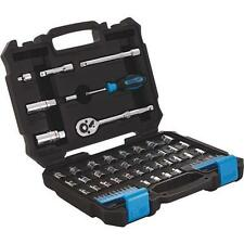 Channellock Standard/Metric 1/4 In. and 3/8 In. Drive Combination Socket Set