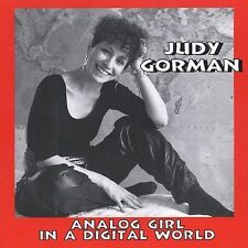 Analog girl in a digital world 1999 by Gorman, Ju Ex-library - Disc Only No Case