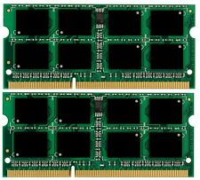 New! 8GB 2X 4GB Memory Sodimm Intel Mobile HM55 DDR3 PC3-8500 1066 MHz
