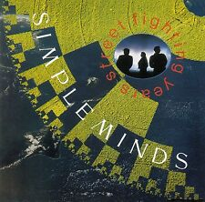 SIMPLE MINDS : STREET FIGHTING YEARS / CD (DIGITALLY REMASTERED EDITION)