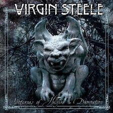 Virgin Steele-notturni of Hellfire & Damnation CD NUOVO