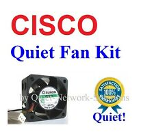 Quiet New Cisco Catalyst 2950 12/24 Switch Fan Best for Home Networking