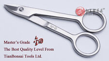 "Master's Wire Scissors Tian Bonsai Tools 115 Mm (4.5"") 5Cr15MoV Stainless Steel"