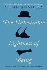 The Unbearable Lightness of Being by Milan Kundera (2004, Hardcover,...