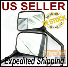 Honda SLIM Mirrors Motorcycle Rebel XL CB CR Magna CX Nighthawk Hawk XR CRF Dirt