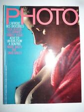 PHOTO FRENCH MAGAZINE #115 avril 1977 Cecil Beaton - Marie Bailey
