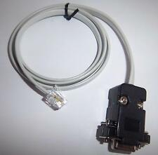 NEW APC UPS SERIAL DATA DSUB CABLE PART# 940 0144A