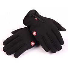 Waterproof Men Women Winter Warm Ski Motorcycle Driving Touch Screen Gloves