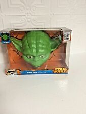 New 3D Light FX Star Wars Yoda Face 3D Deco LED Wall Light