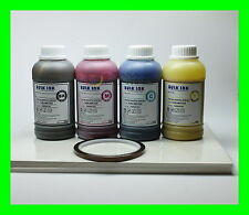 Kit 4 X 250ml Inchiostro sublimatico, carta sublimatica A4, nastro termico