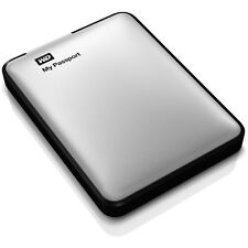 WD My Passport for Mac 1TB USB 3.0 (WDBLUZ0010BSL) externe Festplatte silber
