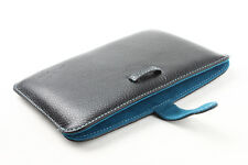 "Reader sleeve. Universal genuine leather sleeve for 6"" ereaders"