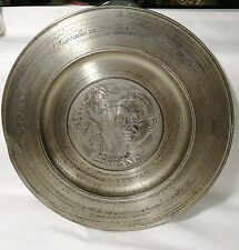 "Collectable Royal Selangor pewter plate""Cobb & Co."" limited edition No0291  RARE"