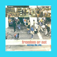 Freedom or Not - Across the City CD IMPORT ITALY [IRMA RECORDS] LaPazza