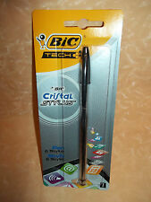 PENNA BIC TECH CRISTAL STYLUS IDEALE PER TOUCH SCREEN  cod.7983