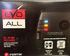 Fortin EVOALL ALL-IN-ONE Data Immobilizer Bypass,Doorlock Interface EVO-ALL