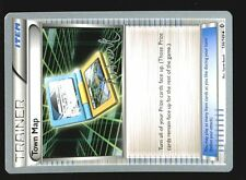 PROMO POKEMON CHAMPIONSHIPS 2014 N° 136/149 TOWN MAP