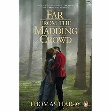 Far from the Madding Crowd (film tie-in) (Penguin Classics), Hardy, Thomas, New