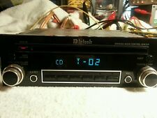 Rare Mcintosh mx406s Mclntosh cd   Player AUX TOP RADIO AUTORADIO