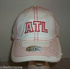 NEW - NBA - ATLANTA HAWKS - FITTED HAT -  POINT AND REYES - L /XL