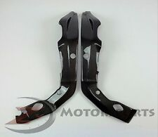 2009-2014 BMW S1000rr 1000rr Chasis Main Frame Protector Cover 100% Carbon Fiber