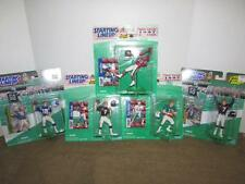 5 Starting LineUps Action Figures Football Elway  Rice  Manning  Marino New