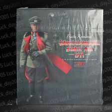 3R / DID German Atlantic Wall 1944 Generalfeldmarschall Erwin Rommel 1/6 Figure
