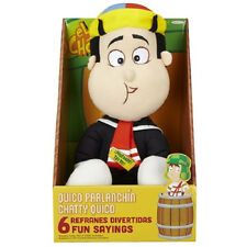 Quico 18 inch TALKING Plush Doll (El Chavo cartoon), by Jakks Pacific