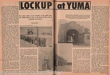 Yuma Arizona Prision+ Brown, Cushing, Gates, Hart, Hartlee, Huber, Ingalls