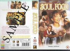 Soul Food, Vanessa L. Williams Video Promo Sample Sleeve/Cover #11153