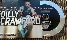 CD Single Billy Crawford You didn't Expect that