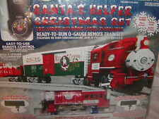 Lionel 6-82545 Santa's Helper Docksider Christmas Train Set O-27 LionChief MIB