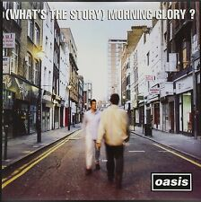 OASIS Noel Liam Gallagher (What's The Story) Morning Glory? 2 LP VINYL SEALED