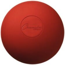 NEW Champion Red Lacrosse Ball NFHS NCAA Certified Mobility Massage Therapy