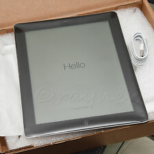"64GB Apple iPad (3rd Gen) Wi-Fi+Cellular 9.7"" Space Grey A5X Retina Display"