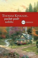 Thomas Kinkade Pocket Posh Sudoku 2 : 100 Puzzles by Puzzle Society Staff...
