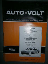 Mercedes 200 Série 124 essence : Revue Autovolt 618